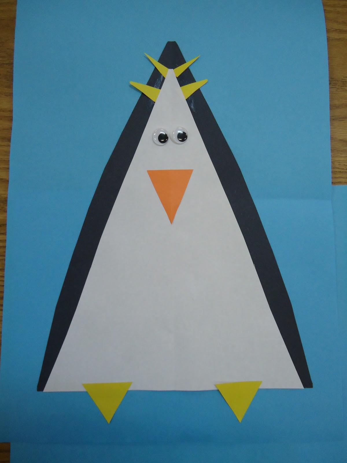Little Illuminations Marvelous Macaroni Penguins