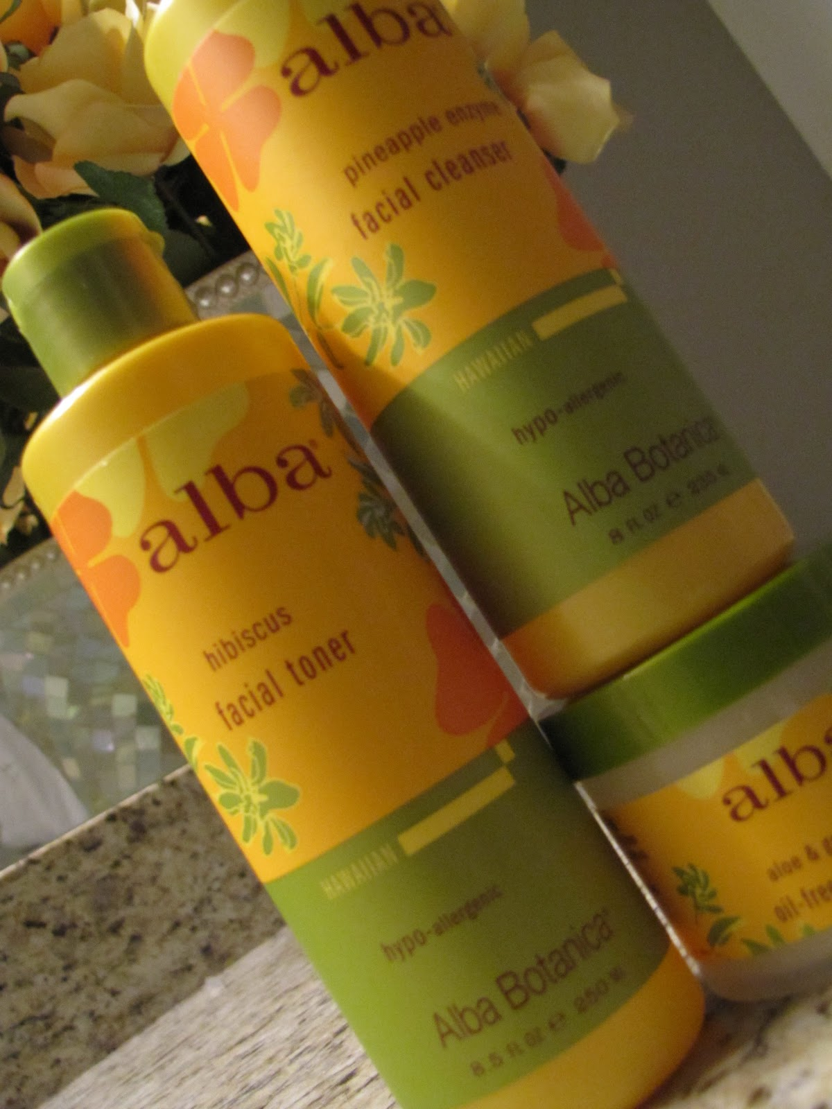 PRODUCT REVIEW: Alba Botanica