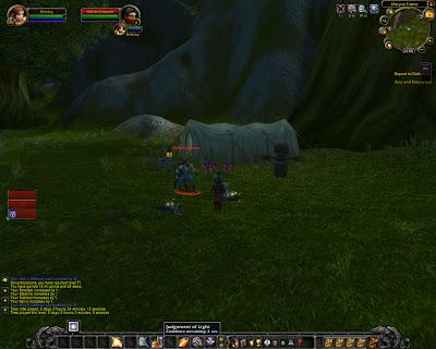 World of Warcraft Paladin Heirloom Project | Retribution