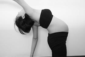 yoga plus yoga poses  30th weeks pregnant