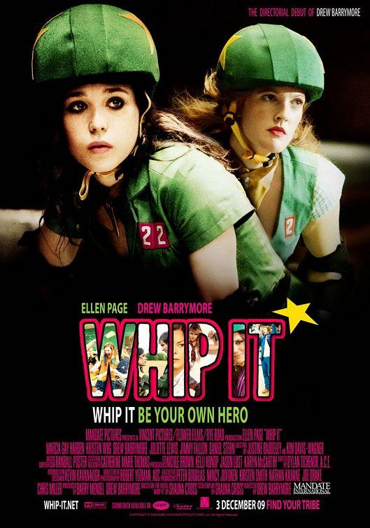 CineRobot: Xanadu, Whip It and Sweetgrass