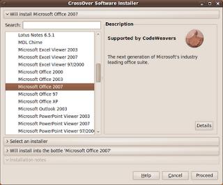 Ubuntu-way: Install Windows Applications in Linux (Ubuntu
