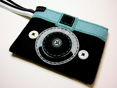 Оригинальный чехол для цифровой фотокамеры, вариант 2
