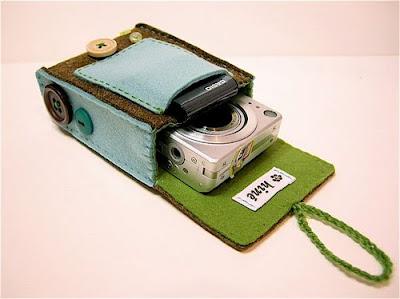 Оригинальный чехол для цифровой фотокамеры, вариант 5