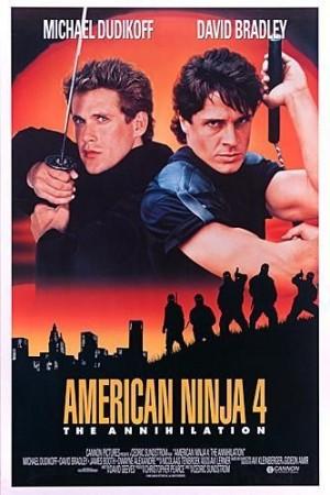 Film Download: American Ninja 4: A Aniquilação (American Ninja 4 ...