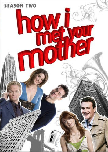 Baixar Torrent How I Met Your Mother 2ª Temporada Download Grátis