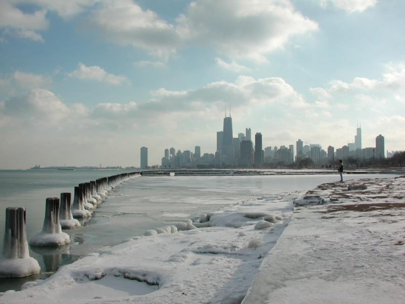 chicago weather - photo #1