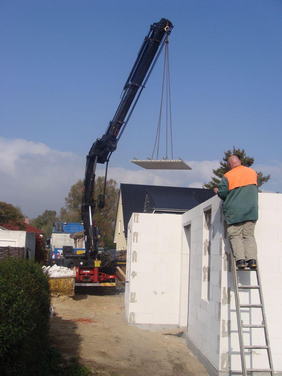 wir bauen ein haus 12 oktober eg decke deckenplatten und bewehrung. Black Bedroom Furniture Sets. Home Design Ideas