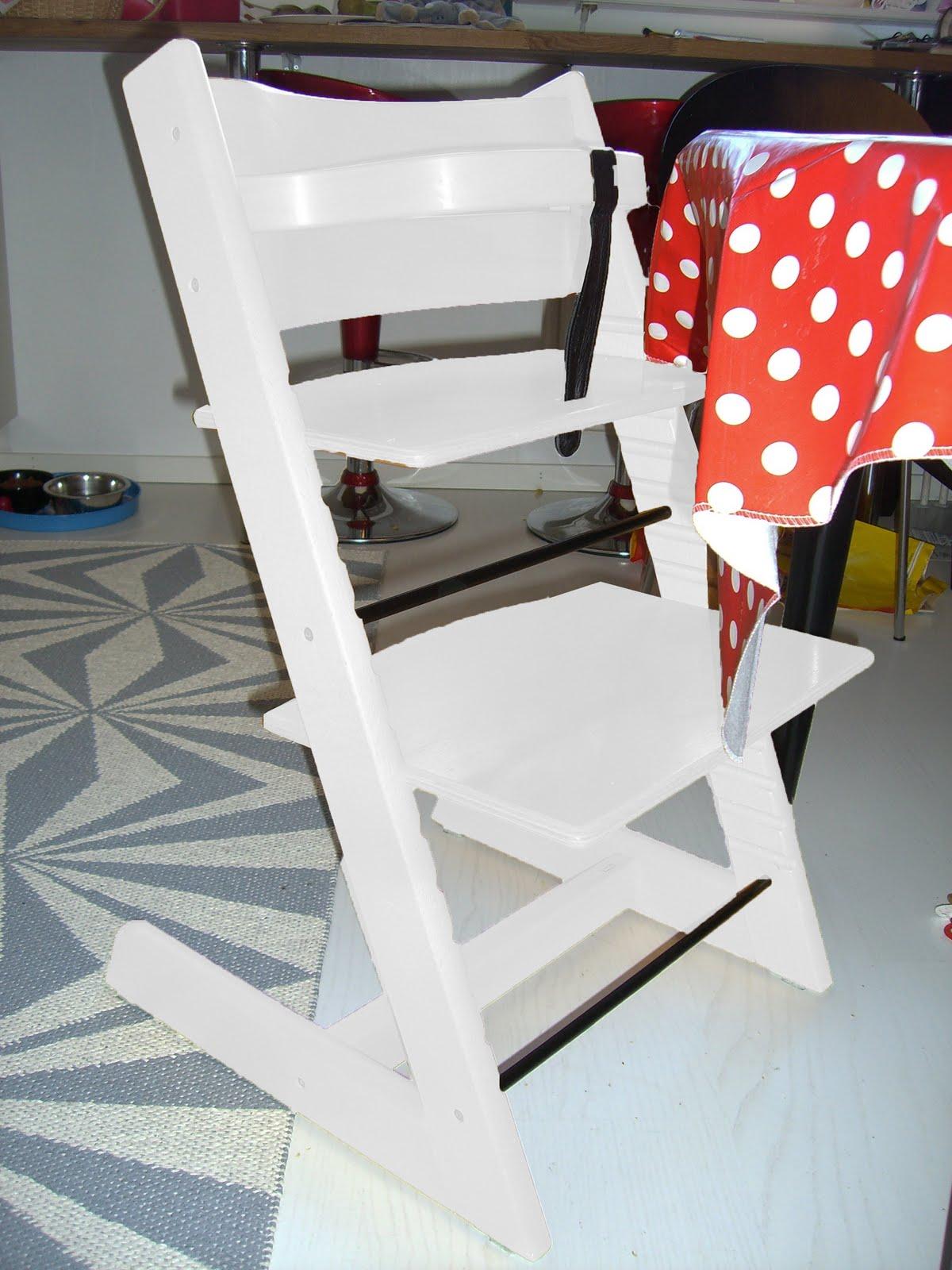 hemma hos mamma emma: tripp trapp från stokke