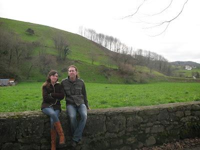 Arborea The Hills Of Bera In Basque Country