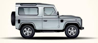 HSBC Land Rover