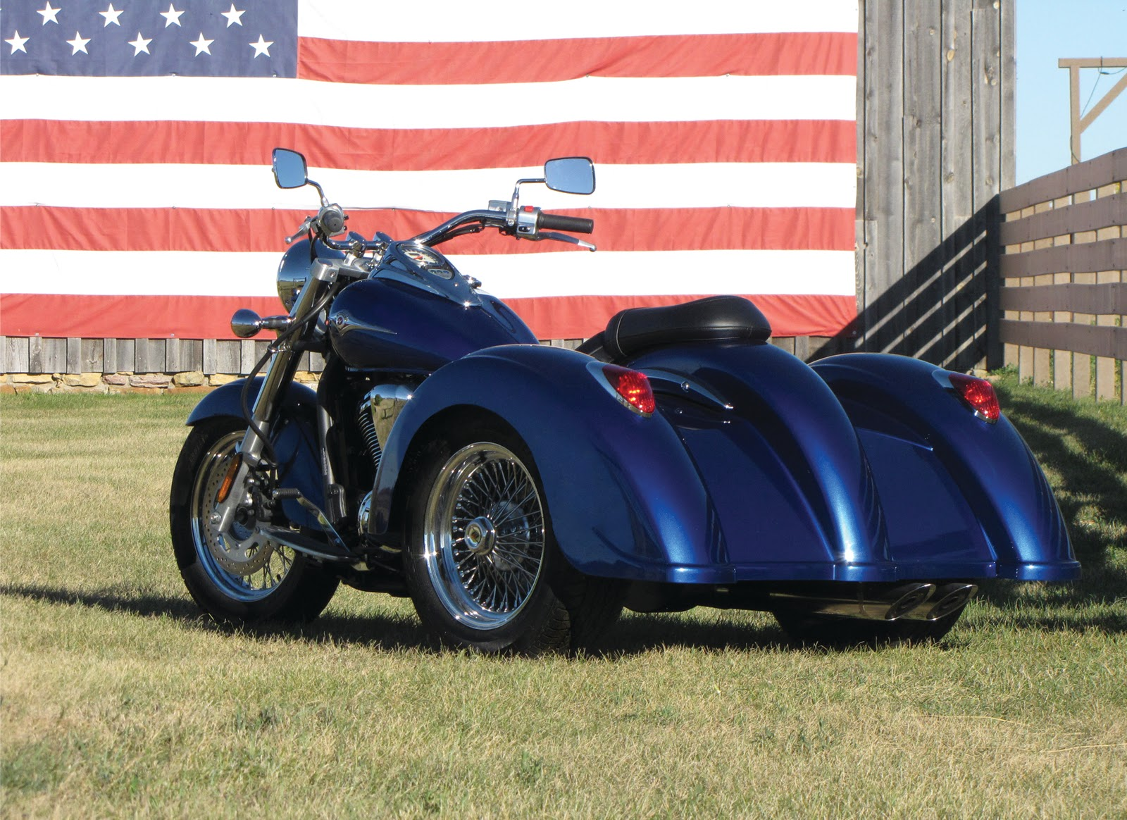 "V-Twin News: Lehman Trikes Reveals ""Concept Trike"" at"
