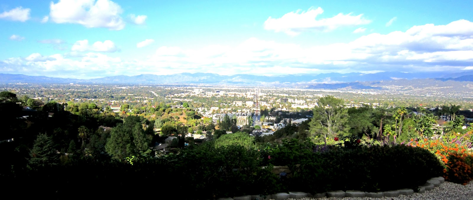 The Museum of the San Fernando Valley: VIEWS OF THE VALLEY