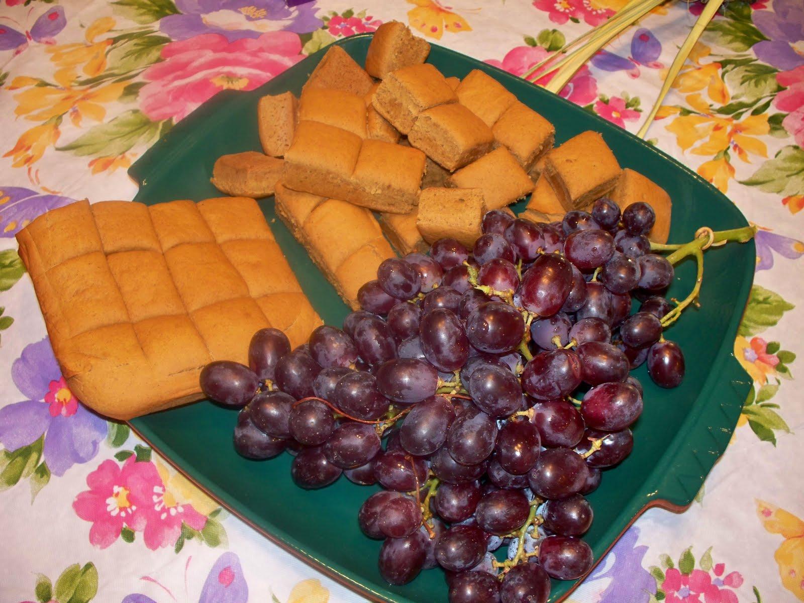 The Michalek Kitchen: Sweet Cinnamon Bread