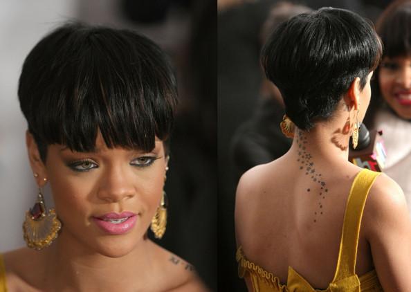 Rihanna Hairstyles: Hair Advice (+ All Things Nice)