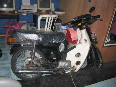 April 2010  Gambar Modifikasi Motor Antik