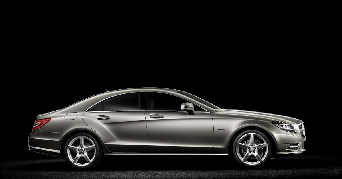 2012 Mercedes Benz CLS Review And Images And Specs