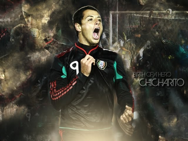 Chicharito Wallpapers And Graphics