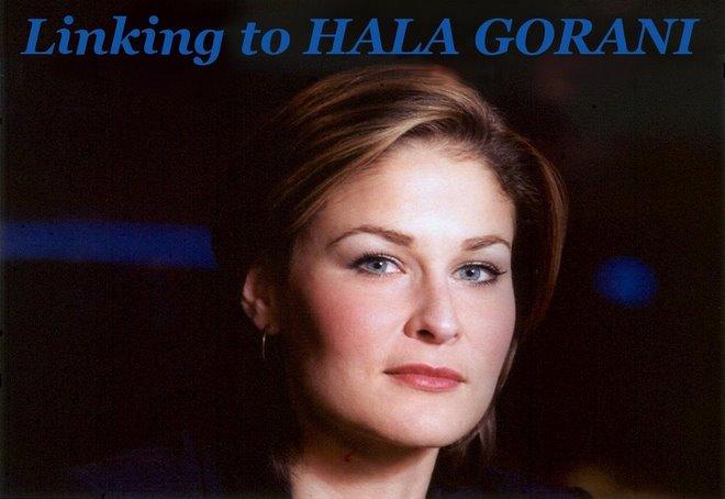 Hala Gorani Upskirt 75