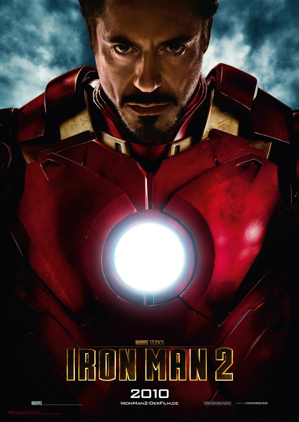Extended Cut: Simon Abrams's Film Journal: 172) Iron Man 2 ...
