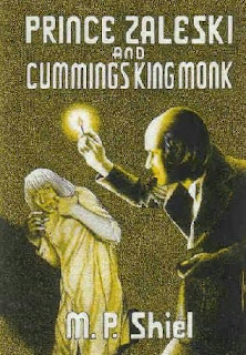 Prince Zaleski and Cummings King Monk, 1977, copertina
