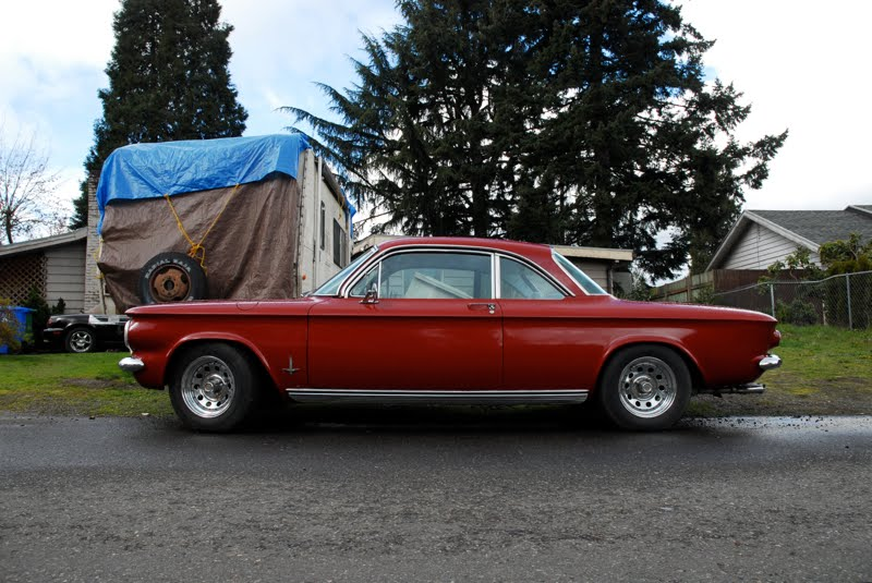 1963 Chevrolet Corvair Monza related infomation,specifications