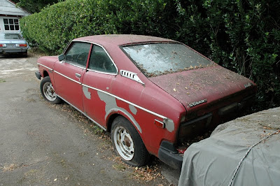 Who Owns Subaru >> OLD PARKED CARS.: 1976 Subaru DL Sport Coupe.