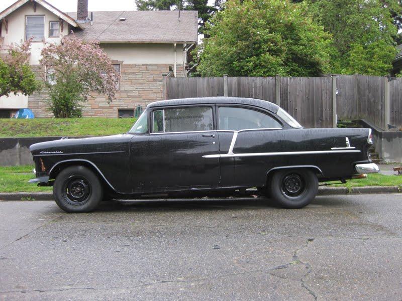 1955 chevy project cars for autos weblog. Black Bedroom Furniture Sets. Home Design Ideas