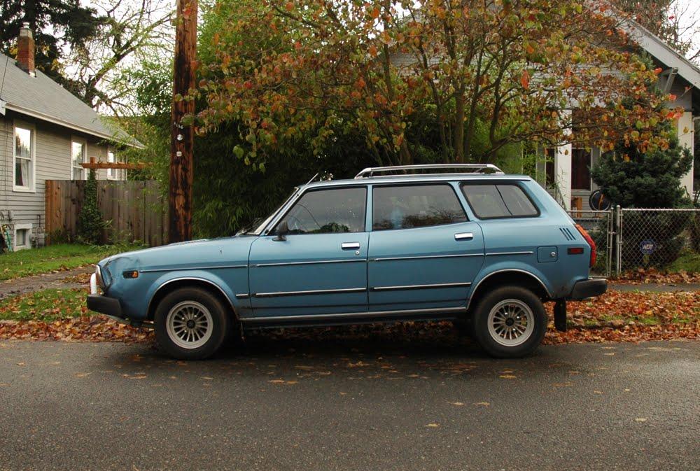 Old Subaru 63