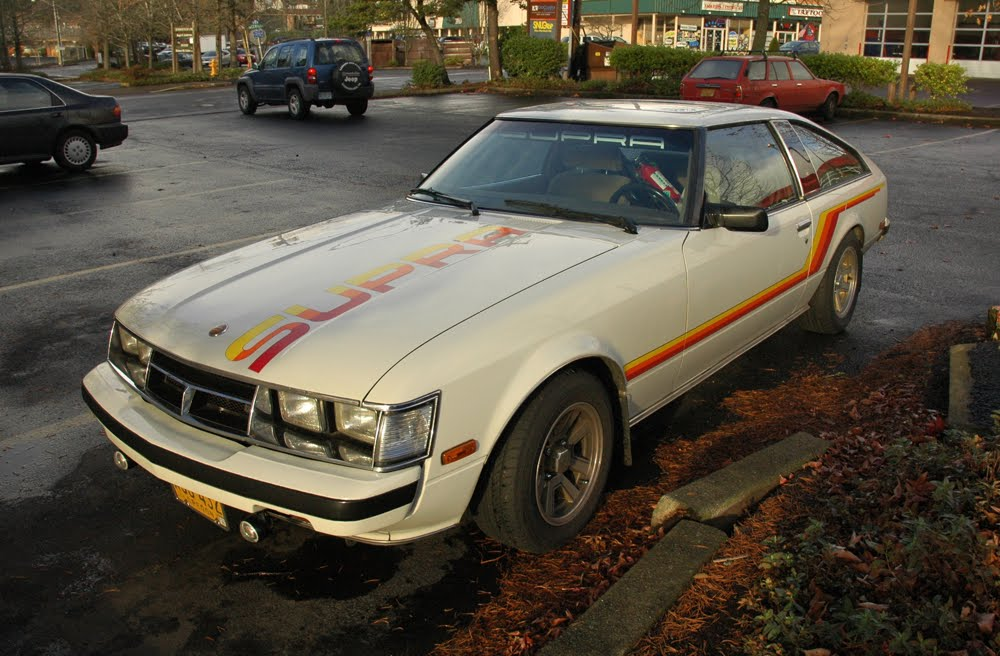 5b8859164f01 old parked cars 1981 toyota celica supra turbo by trdi u0027m hoping the  owner gets