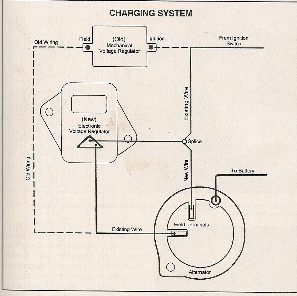 Alternator External Regulator Wiring Diagram - Wiring Diagram Networks | Volvo Motorola Alternator External Regulator Wiring Diagram |  | Wiring Diagram Networks - blogger