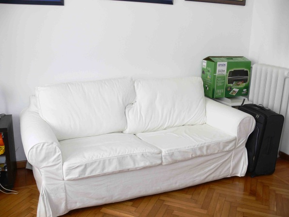 mobili arredamento usato vendo milano divano letto matrimoniale