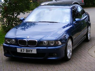 Bmw Gallery Bmw E39 535i Style 172 19 Inch Wheels