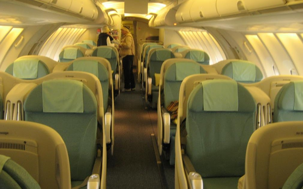 Continental Seating 767 Boeing