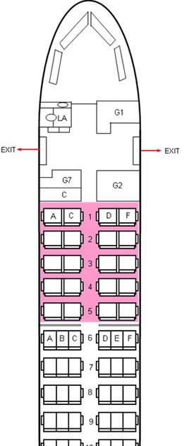 Airplane Pics Turkish Airlines Boeing 737 800 Seating Plan