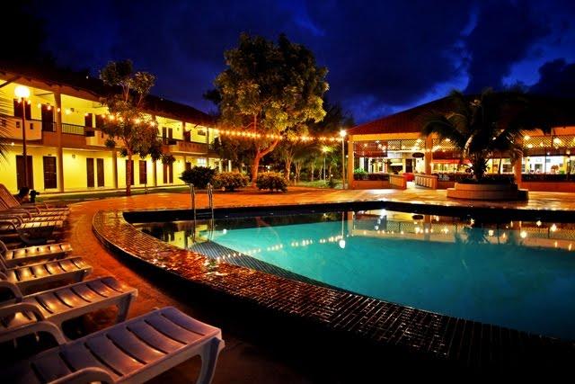 SURIA RESORTS  HOTELS Merang Suria Resort