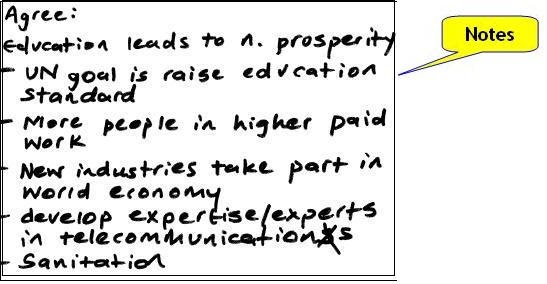 PTE Academic Test Tip of the Week: 14 Use the Erasable