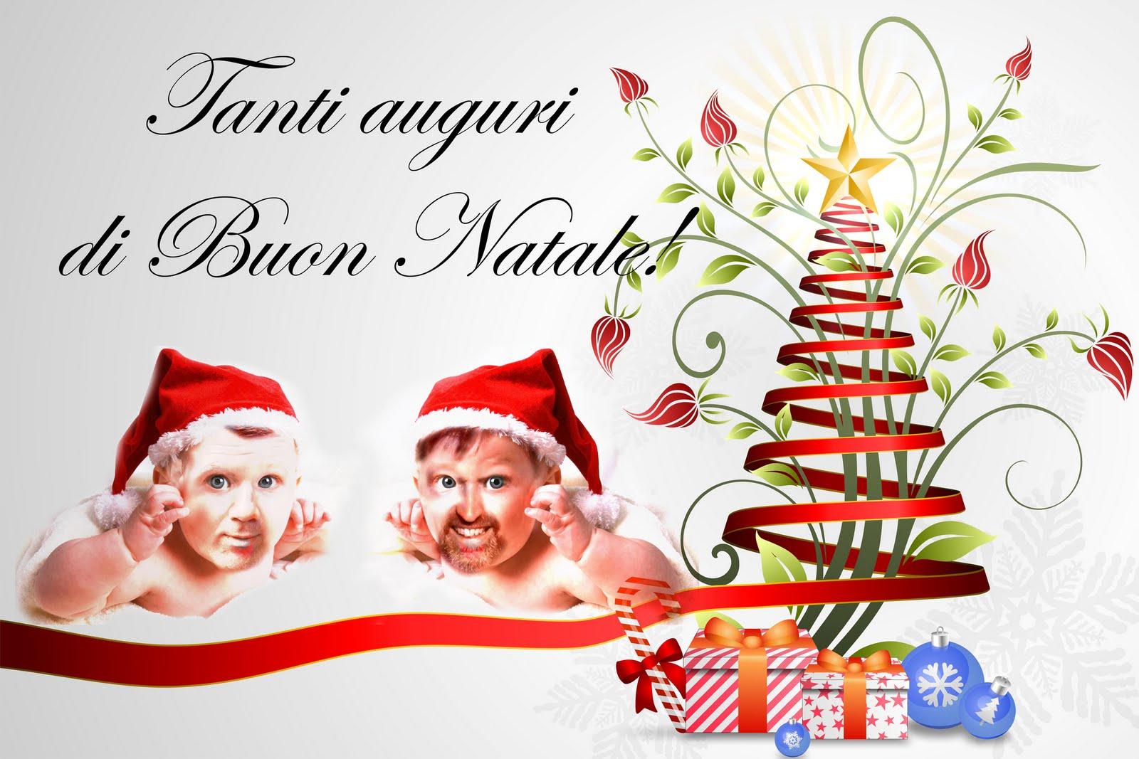 Auguri Di Buon Natale Per I Nipotini.Anno 2030 Gli Auguri Di Natale Dei Nipotini Di Fausto E Max