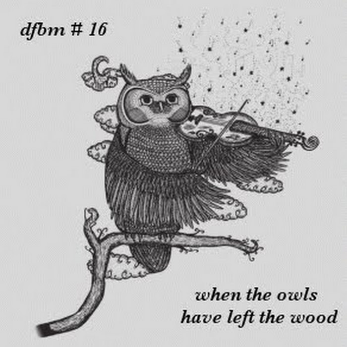 Mixtape # 16 - When the owls have left the wood {o,o}