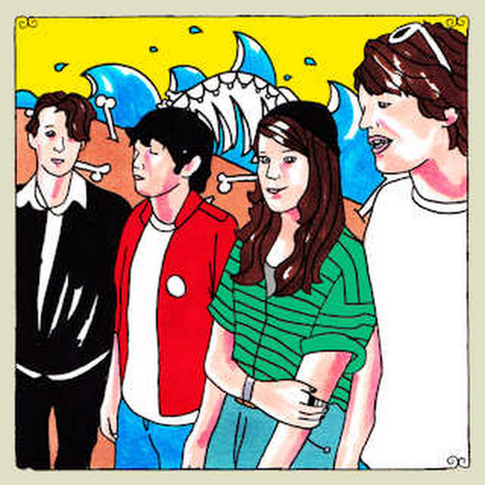 Beach Fossils; Cloud Nothings - 2010 - Daytrotter Sessions