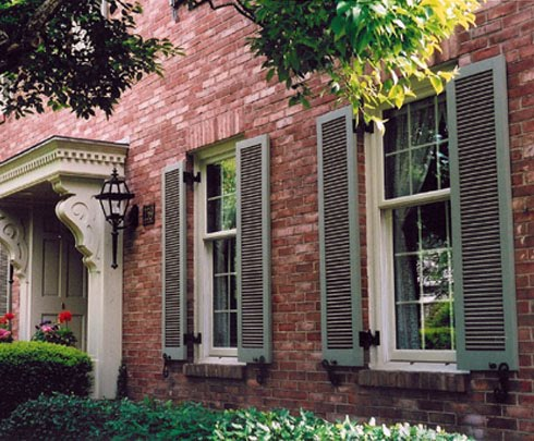 Red Brick House Exterior Curb Appeal Ranch Homes