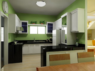 Anggaran Harga Kabinet Dapur Koleksi Moden Adalah Di Antara Rm5500