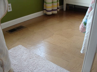 Kraft Paper Floor A DIY Alternative to Wood Floors Video Tutorial