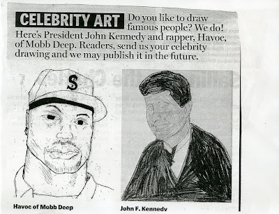 Will C Do You Like To Draw Famous People
