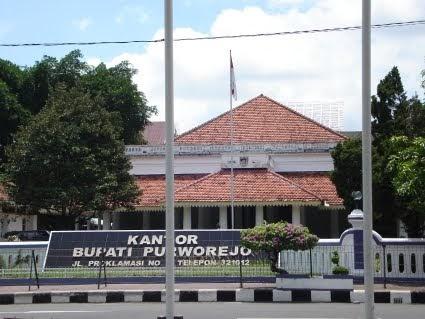 Rahasia Sejarah Singkat Kabupaten Purworejo