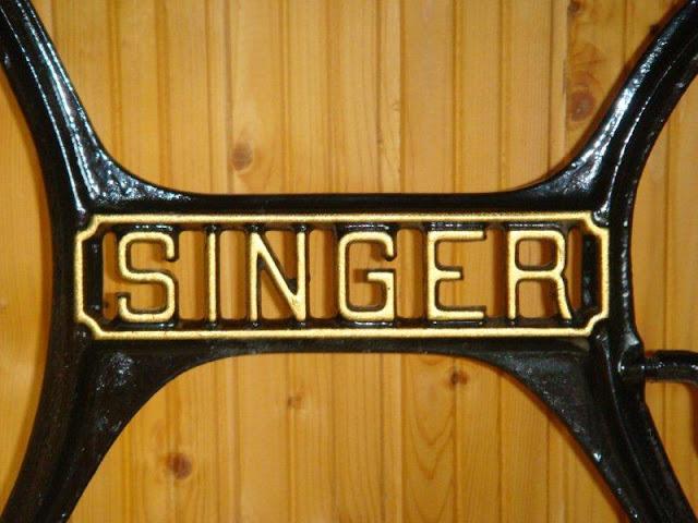 Мастер класс. Singer, старый Зингер. Или история одной швейной машинки.