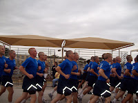 USAF Boot Camp Graduation