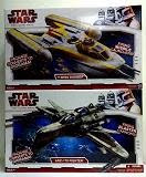 Star Wars Y-Wing Bomber + ARC-170 Fighter