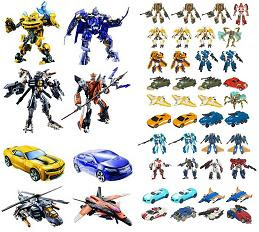 Transformers Deluxe Generation Wave 4, Scout Class Wave 3 & Deluxe 2010 Wave 3