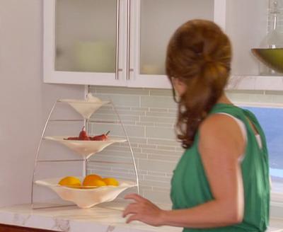 Giada S Kitchen Backsplash